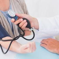 Tlak mjerenje tlaka liječnik