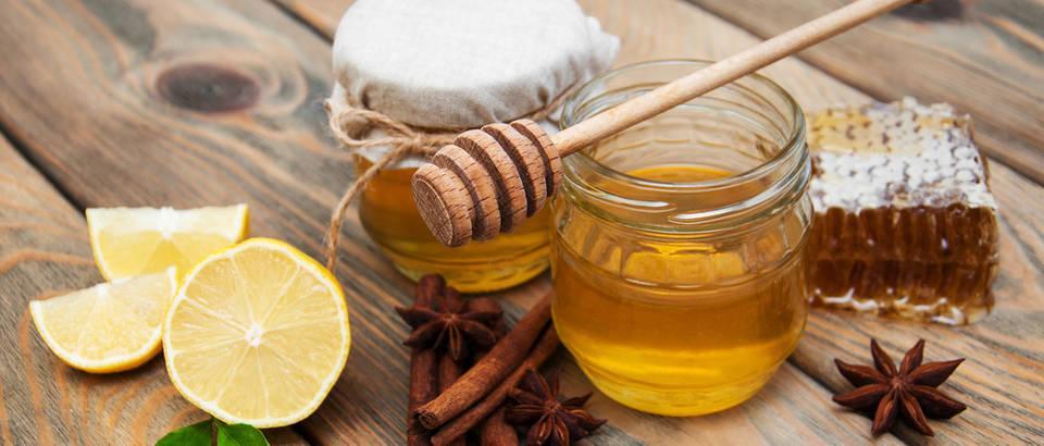 napitak od meda za mršavljenje