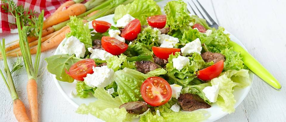 salata, povrce, shutterstock
