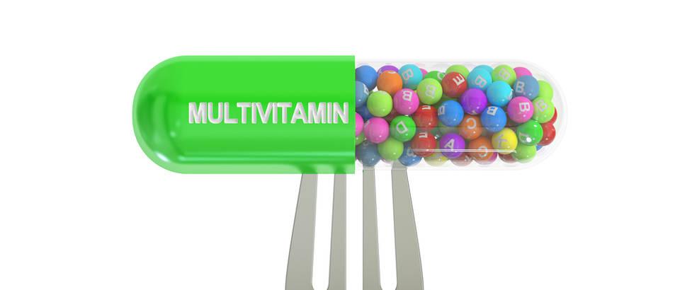 multivitamin, Shutterstock 468125690