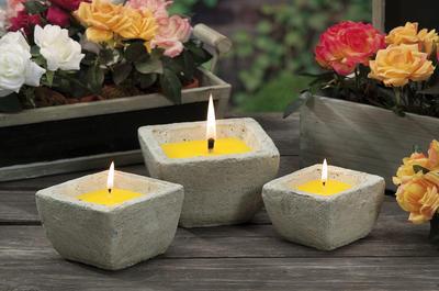 Napravite sami citrusne svijeće koje će lijepo mirisati i otjerati komarce iz vašeg doma