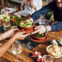 salata, restoran, Shutterstock 1021018564
