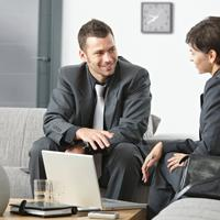 razgovor za posao, ured