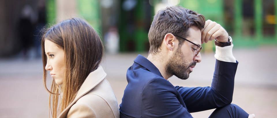partneri svađa, par, Shutterstock 344275895