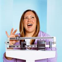 mrsavljenje, dijeta, vaganje, debela, debeljuca