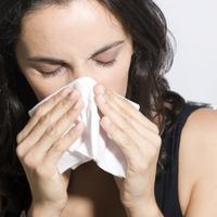 kihanje, astma, rupcic, maramica, prehlada
