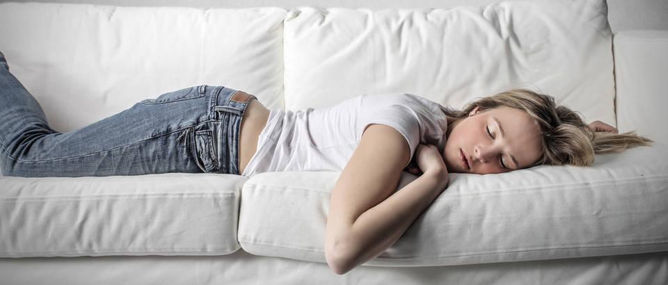 lijenost, spavanje Shutterstock 226086886