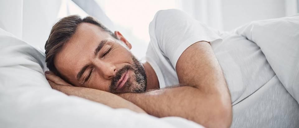 san, zdrav, muškarac