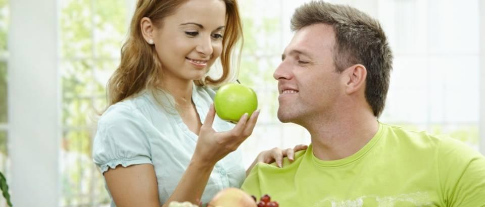 jabuka, par, hrana