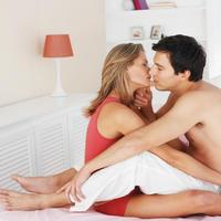 poljubac, par, seks