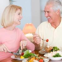 Par jede, zdrava hrana