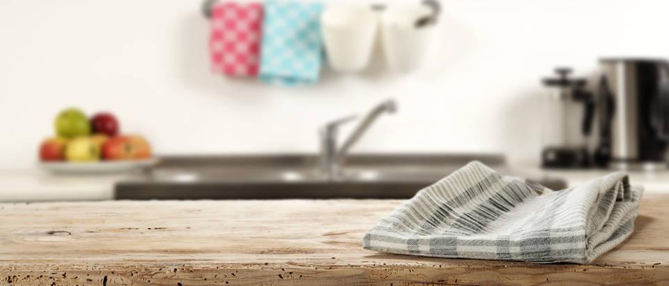 Kuhinja kućanstvo kuća čišćenje shutterstock 203390152