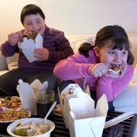 pretilost, pretila djeca, pretilo dijete, debljina, junk food