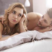 par u svadji, par u krevetu, Shutterstock 313053797