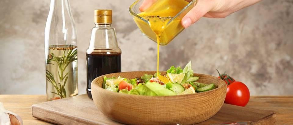 salata preljev