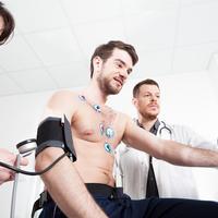 kardiolog, pacijent