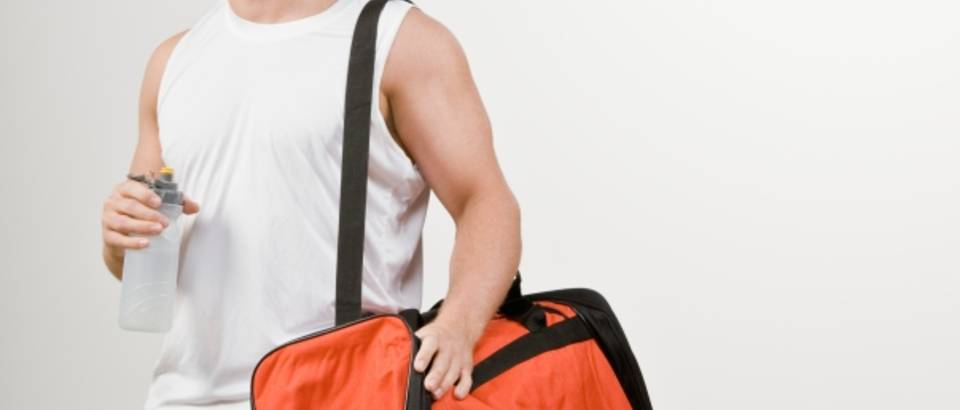 torba za teretanu, teretana, fitness, vjezbanje