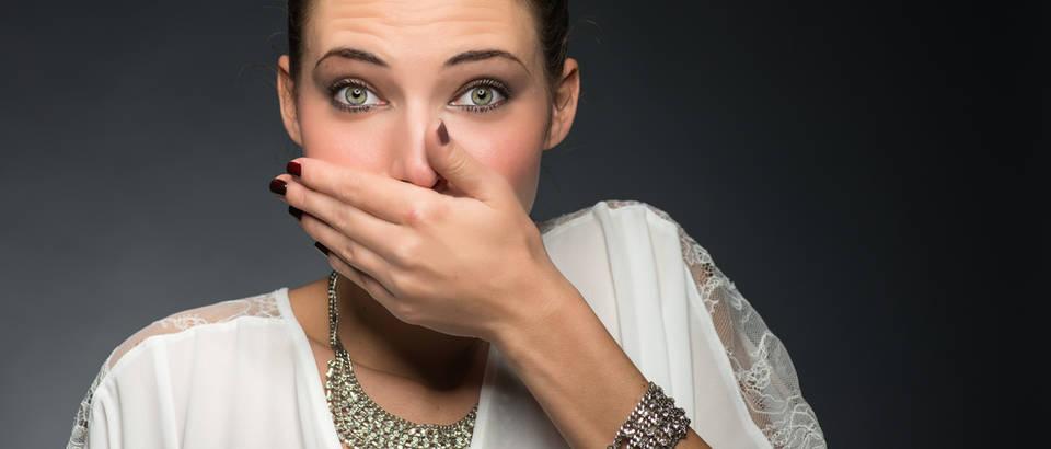 neugodan zadah, Shutterstock 234929251
