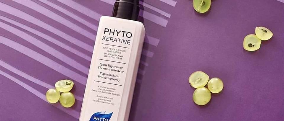Phyto termo zaštitni obnavljajući sprej za oštećenu kosu