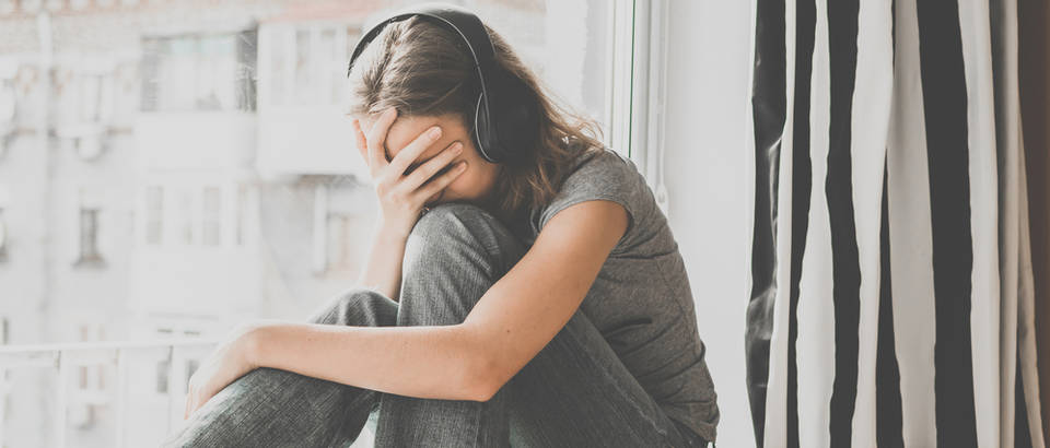 tuga, depresija, Shutterstock 334927334