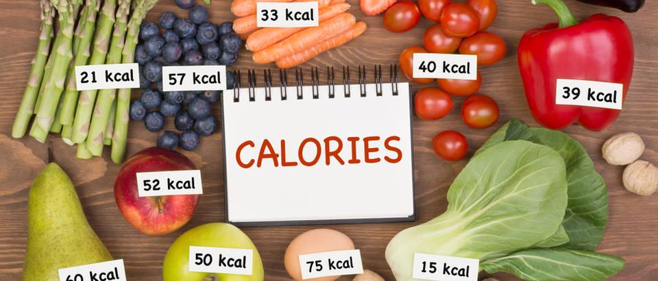 kalorije, Shutterstock 1050656288