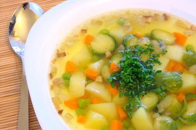 juha od povrća za mršavljenje