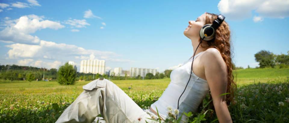 glazba slusanje
