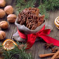 Božićni začini cimet muškatni oraščić shutterstock 331336439