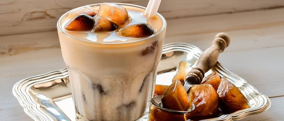 ledena kava, shutterstock