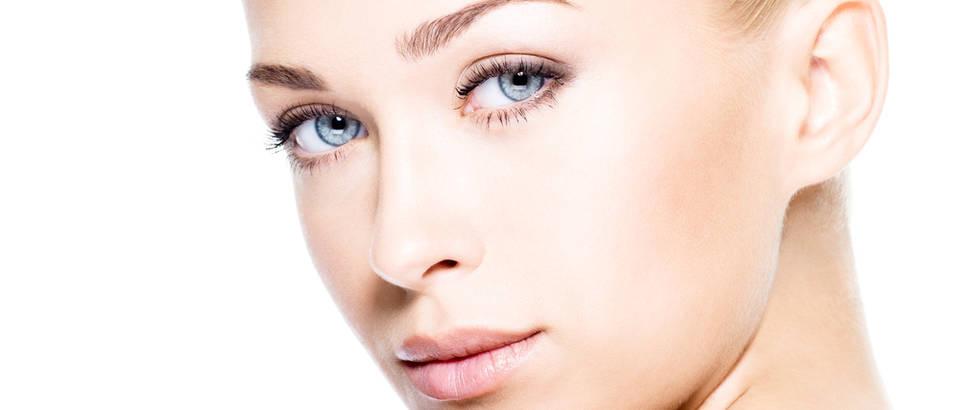 Žena, koža, lice, portret, pogled, Shutterstock 117177337