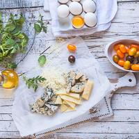 mozzarella, sir, rajčica, jaja, Shutterstock 297745913