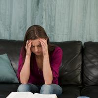 bol, prekid, knjiga, koncentracija