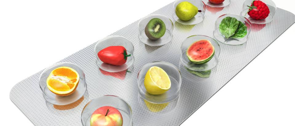 dodatci prehrani, vitamini, Shutterstock 36751081