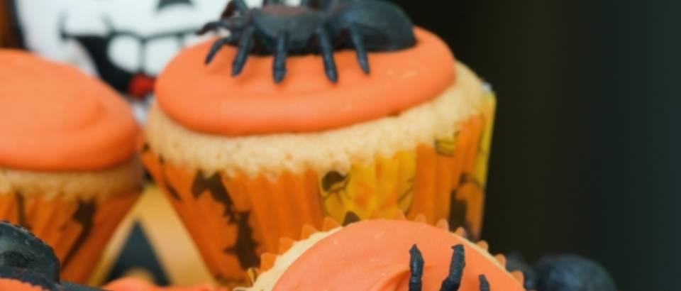 Muffini, halloween, Noc vjestica