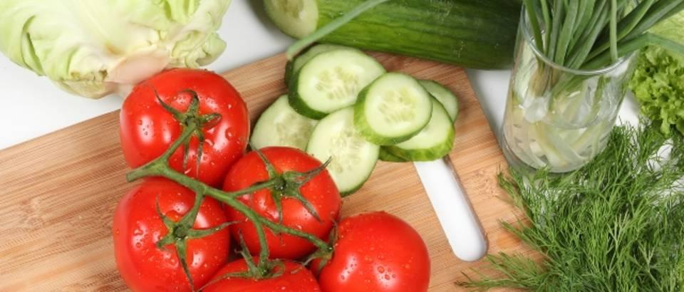 krastavci, zelje, rajcica, povrce