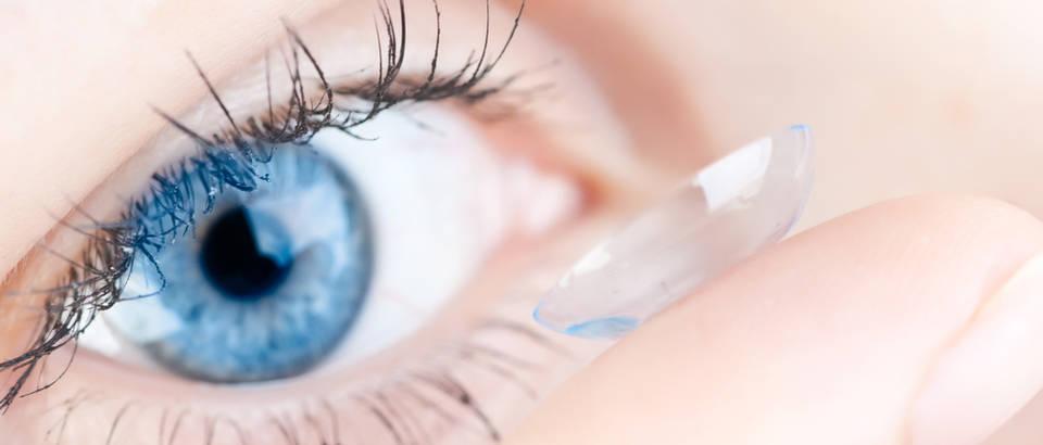 Leća, leće, oči, vid, oko, Shutterstock 98103467
