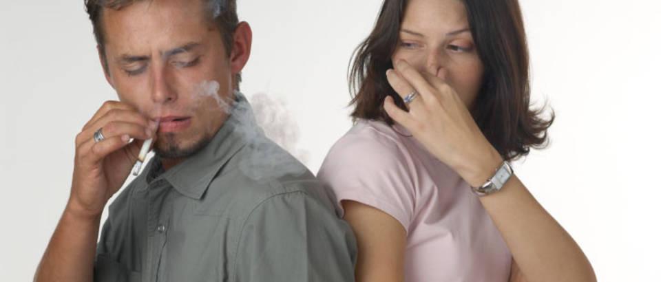 Pusenje, dim, smrad, cigareta