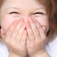 dijete, smijeh, sreca