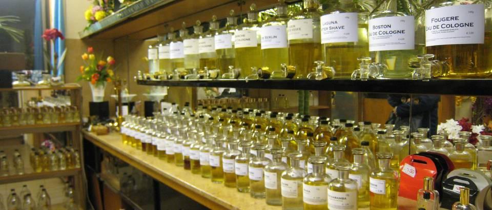 mirisna ulja, parfemska ulja