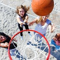 Djeca košarka sport