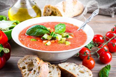Hladne juhe za vruće dane