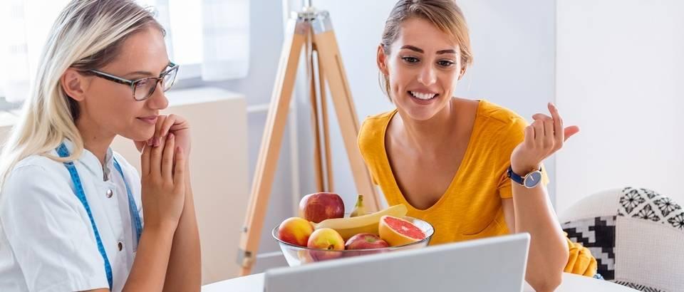 Nutricionist, savjetovanje