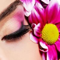sminka, sjenilo, eyeliner