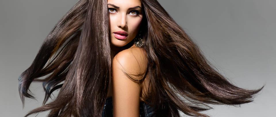 Lijepa duga kosa, žena, Shutterstock 150560963