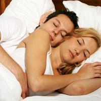 Par, krevet, spavanje