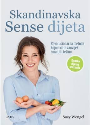 sense dijeta, naslovnica knjige