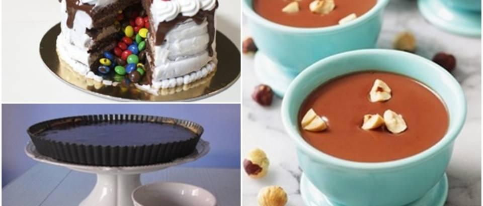 cokoladni recepti