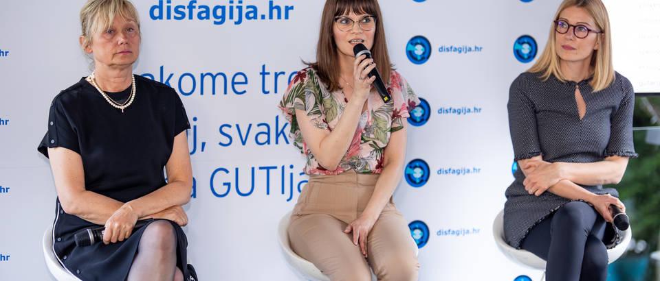 Disfagija Zdravka Poljaković Kornelija Berečić Darija Vranešić Bender