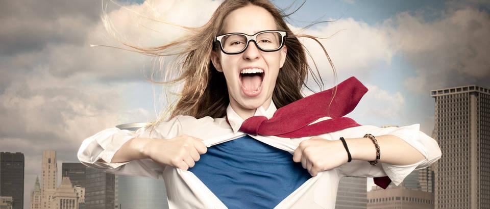 zena, snaga, Shutterstock 147190649