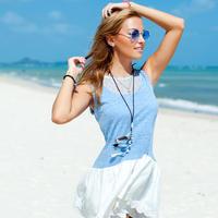 kosa, ljeto, Shutterstock 294982217